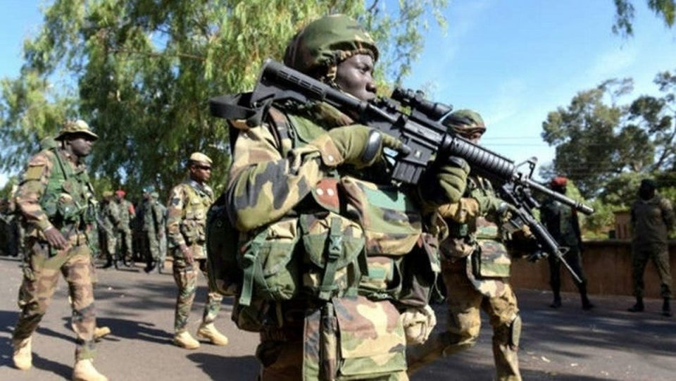 Nigerian Troops Storm Community as Pirates Kill 4 Soldiers, 2 Others