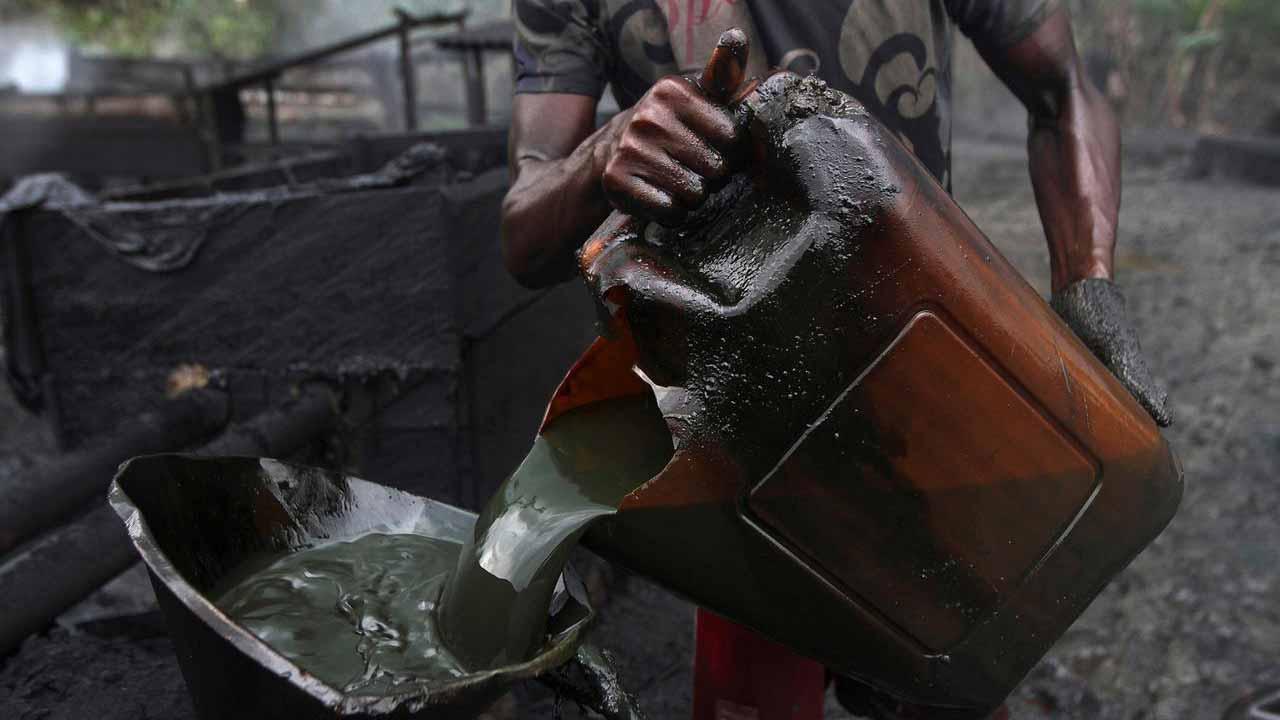 Piracy, Oil Thieves, Threat to Nigeria's Survival