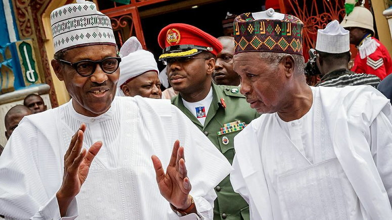 Buhari and Katsina State Governor, Masari
