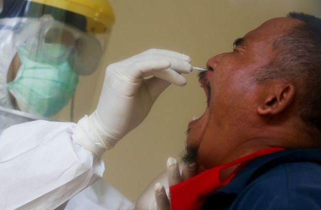 New low-cost, fast COVID-19 Coronavirus test developed – doesn't need  unpleasant nasal swab - Global Upfront Newspapers